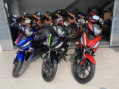 Promosi Merdeka Honda RS150/ RS150R (Low Dep)