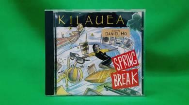 Kilauea ft. Daniel Ho SPRING BREAK 1993 USA CD