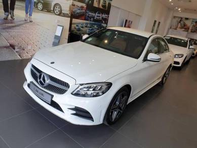New Mercedes Benz C200 for sale