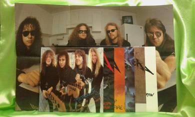 Metallica THE GOOD, THE BAD & THE LIVE boxset LP
