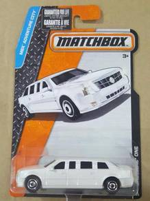 Matchbox Cadillac One White not Hotwheels