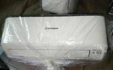 1.0hp Air Cond LG Aircond Mitsubishi Remote Recon