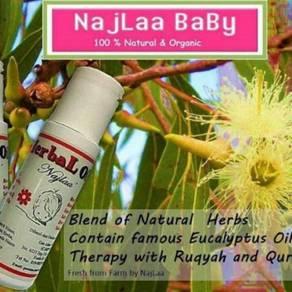 Najlaa herbal oil