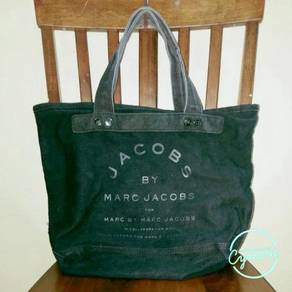 Tote Bag Canvas Fabric Marc by Marc Jacobs
