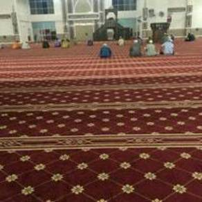 Karpet Masjid Mosque Carpet low budget ke hight