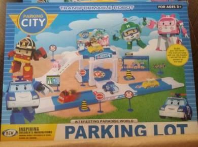 RoboCar Poli Parking Lot no 640