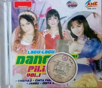 Lagu-Lagu Dangdut Pilihan Vol.1 VCD