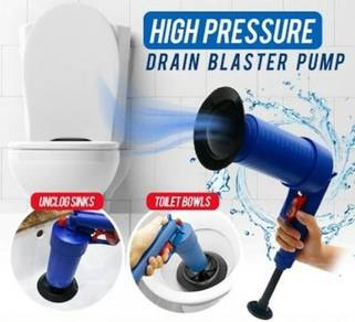 High Pressure Drain Blaster Pump
