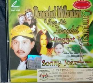 Dangdut Millenium Mega Hits Dangdut Minggat VCD