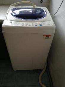 Toshiba Full Automatic Washing Machine 820MM 7.2kg