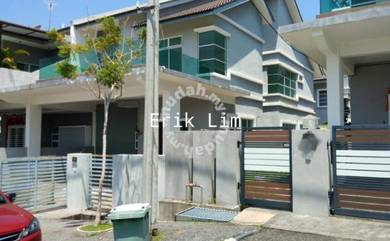 SP SAUJANA Double Storey Semi-D Serin 2 L3600SF 6R6B Facing Playground