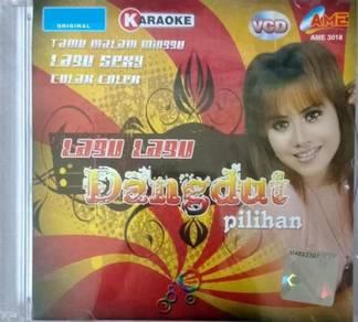 Lagu Lagu Dangdut Pilihan VCD