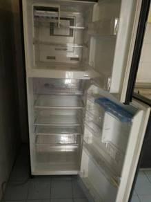 Mitsubishi Electric 2 Doors Freezer Refrigerator