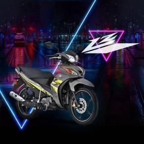 2020 Yamaha lagenda 115z deposit rendah