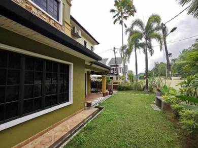 (Corner)Country Homes Desa 7, 2 Sty Corner Lot [Move in Condition]