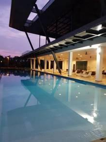 Rawang lake club park home
