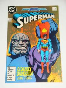 SUPERMAN. 1987 series. issue 3