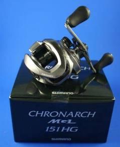 [NEW] SHIMANO CHRONARCH MGL 150 / 151 Fishing Reel