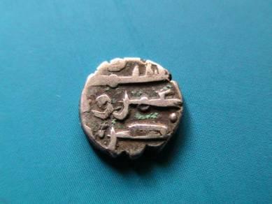 Sidh Sultan & Punjab - Dirham (silver coin)
