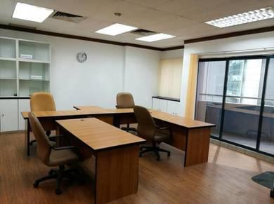 Wisma UOA Jalan Pinang KLCC Office