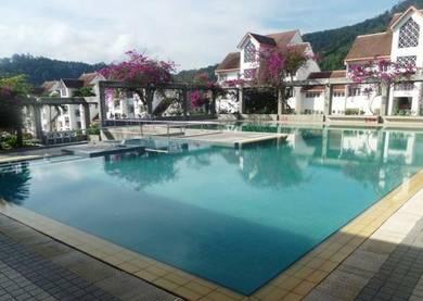Homestay Di Selesa Hilhomes Resort