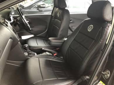 Volkswagen polo jetta golf semi leather seat cover