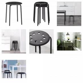 Ikea marius stool / kerusi bulat 12