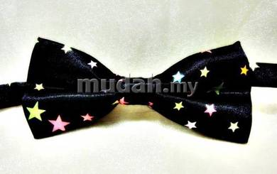 Bowtie - Colourful Stars - new charming designs