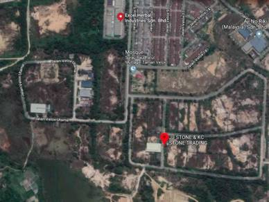 (NEAR TOLL) Rawang Heavy Industrial Land, Taman Velox nr Aeon Rawang