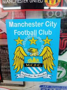 Sticker cermin mAn city
