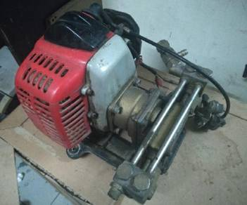 Blower Petrol Engine
