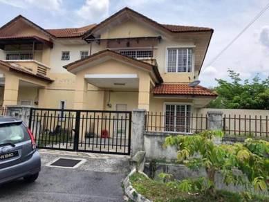 SEMI D, CORNER, below bank value, 2061 sqft, Bukit Mahkota, Bangi