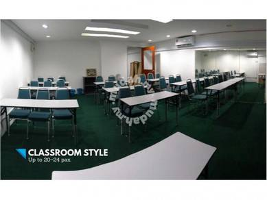 Meeting Training Seminar Room for Rental Sri Rampai Kuala Lumpur Read