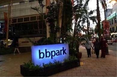 Kiosk to let Superb location, Bukit Bintang area