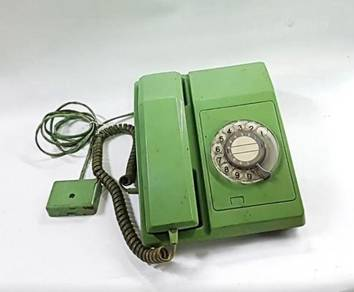 Vintage telephone 80s