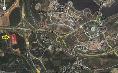 Tanah 2 ekar Cyberjaya/Putrajaya