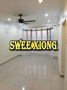 MUTIARA HEIGHTS 800SF 1CP Fully Renovated and SeaView at JELUTONG
