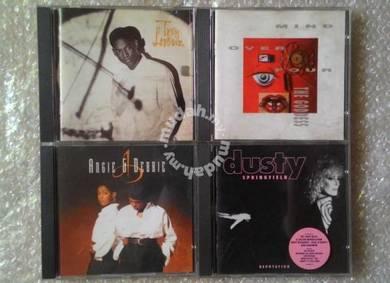Dy CD Dusty Springfield Trey Lorenz MindOver4 A&D