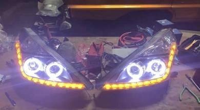 Nissan Teana 2011 - 2015 Head Lamp LED Projector