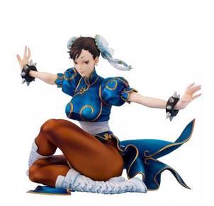 Embrace Japan Street Fighter 1/8 Chun-Li statue