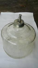 Botol minyak tanah utk dapur lama