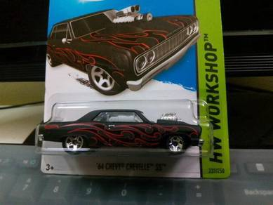 2014 Hotwheels '64 Chevy Chevelle SS