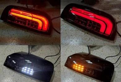 Nissan navara np300 tail lamp
