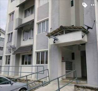 [LOW DEPOSIT] GROUND FLOOR Apartment Seremban 2 [GUARDED APARTMENT]
