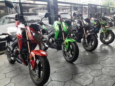 Kawasaki Z125 Pro SE Special Promotion