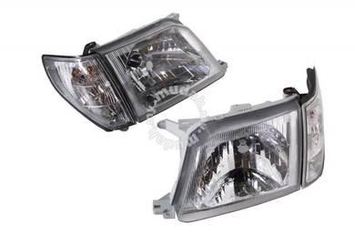 Toyota landcruiser 90 prado headlight 4wd 4x4