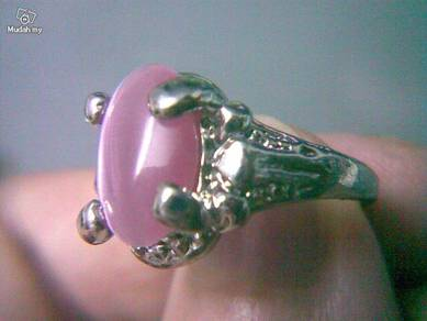 ABRWG-P004 Exotic Purple White GF Ring - Size 7.5