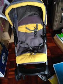 Stroller for baby to toddler