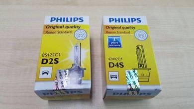 Philips Original Bulb D2S