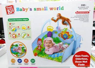 Baby Jungle Play Gym - Soft Toy Soft Wall
